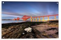 Forth Bridge, Acrylic Print