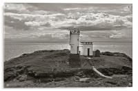 Elie Lighthouse, Acrylic Print