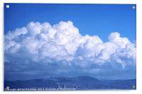 Clouds over Port Talbot, Acrylic Print