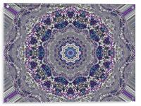 Myosotis, Acrylic Print