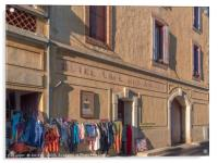 Roquebrun France, Acrylic Print