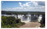 Iguazu Falls, Brazil, Acrylic Print