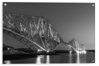 The Forth Bridge, Acrylic Print