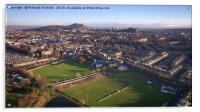 Edinburgh's New Town, Acrylic Print