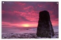 Blissful Dawn , Acrylic Print