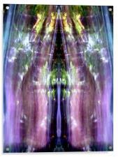 The Spirits Will Show You Around , Acrylic Print