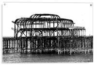 West Pier Brighton, Acrylic Print