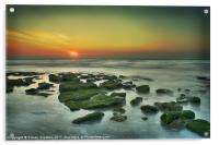 Criel Sur Mer, Acrylic Print
