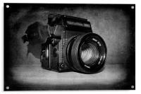 Vintage Camera, Acrylic Print