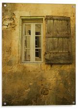 Window in a Window, Acrylic Print