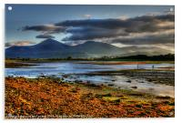 Dundrum Evening, Acrylic Print