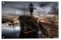 Dusk 2011, Acrylic Print