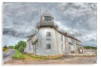 Paull Lighthouse, Acrylic Print