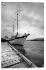 Sailboat, Acrylic Print