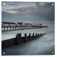 Southwold Pier, Acrylic Print