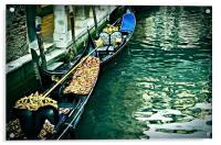 Venice Waterway, Acrylic Print