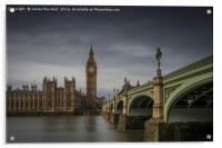 Westminster, Acrylic Print
