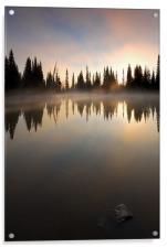 Breath of Sunrise! , Acrylic Print