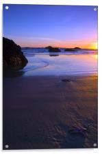 Beached , Acrylic Print
