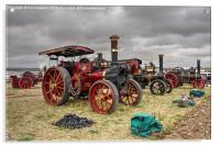 Dorset Engines , Acrylic Print