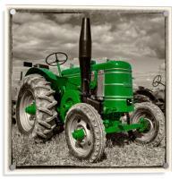 Green Marshall , Acrylic Print