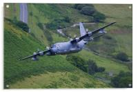 Lockheed MC130 Combat Talon, Acrylic Print
