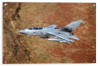 Tornado GR4 low level sortie, Acrylic Print