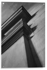 Linear, Acrylic Print