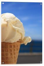 Ice Cream, Acrylic Print