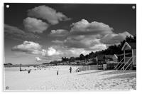 Under Norfolk Skies, Acrylic Print