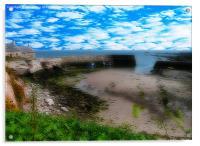 The Cove, Acrylic Print