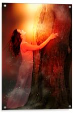 Earth Mother , Acrylic Print