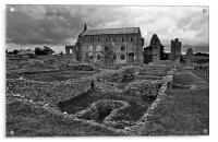 St Marys Priory, Acrylic Print