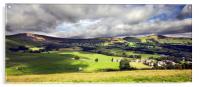The Hope Valley Castleton, Acrylic Print