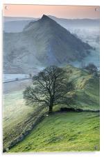 Parkhouse Hill, Acrylic Print
