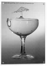 Cocktail, Acrylic Print