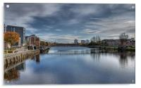 River Clyde, Acrylic Print