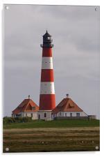 Lighthouse, Acrylic Print