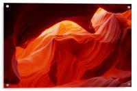 Antelope Canyon, Acrylic Print