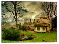 Blaise Castle Dairy House, Acrylic Print