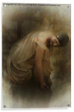 BATHING IN THE STREAM, Acrylic Print