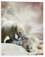 Family Matters, Acrylic Print