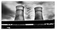 Tinsley Towers, Acrylic Print