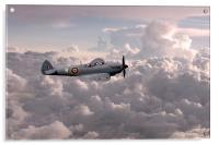 Aerial Photography, Acrylic Print