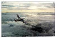 Spitfire Halo, Acrylic Print