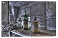 Take your Soviet medicine, Acrylic Print