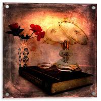 A Light on the Subject, Acrylic Print