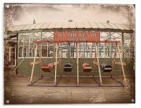 Swing Boats, Acrylic Print