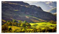 Castlerigg Cumbria Uk, Acrylic Print