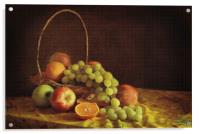 Fruit Basket, Acrylic Print